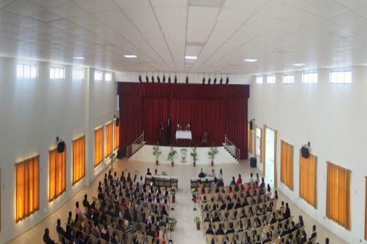 St Johns Academy-Auditorium