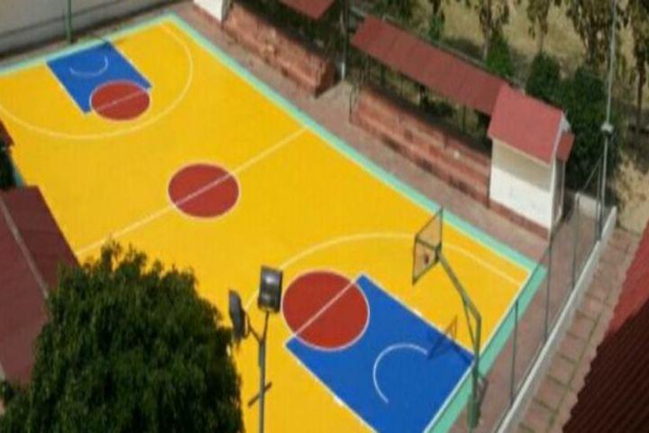 St Johns Academy-Play Ground
