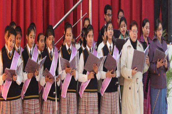 St Johns Academy-Singing