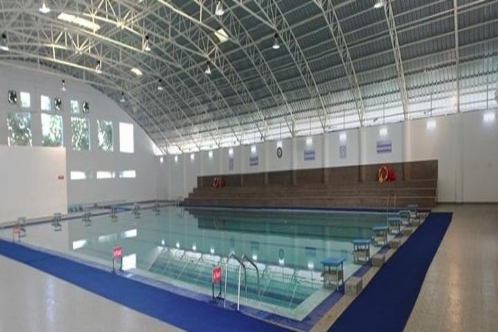 St Johns Academy-Swimming Pool
