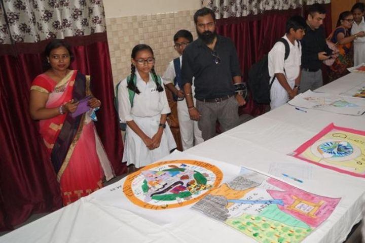 St Thomas School-Art Competition