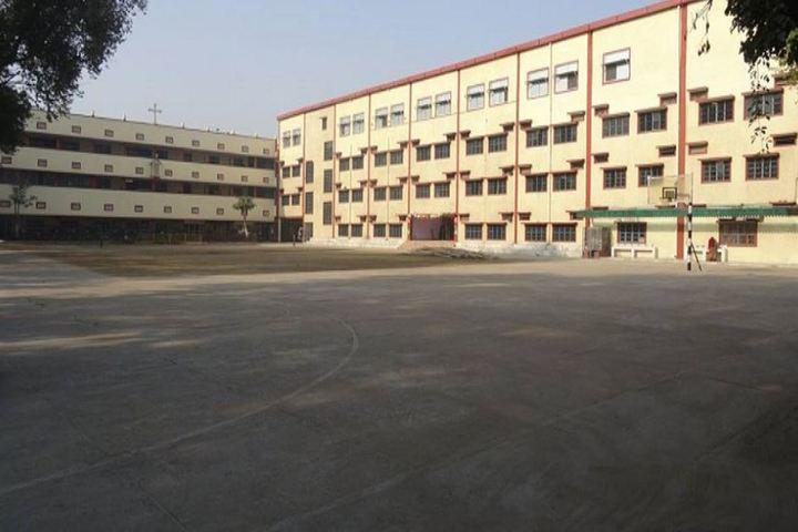 St Thomas School-Play Ground