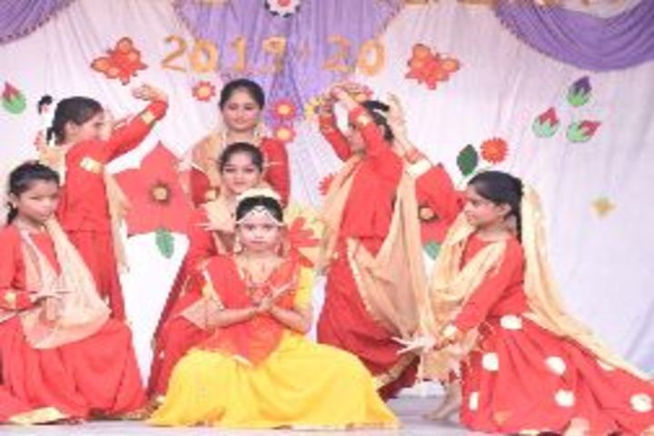 Cathedral College-Dance