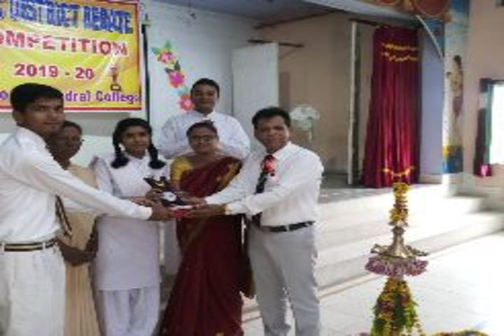 Cathedral College-Felicitation