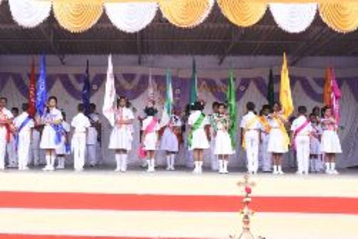 Cathedral College-Investiture Ceremony
