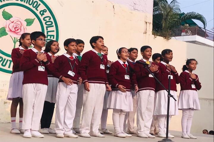 Bishop George School-Morning Prayer