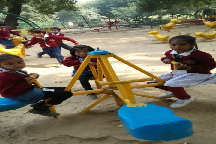 Bishop George School-Play Time