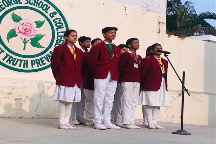 Bishop George School-Singing