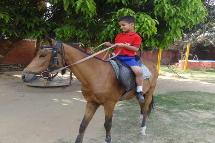 Riverside Academy Inter College-Horse Riding
