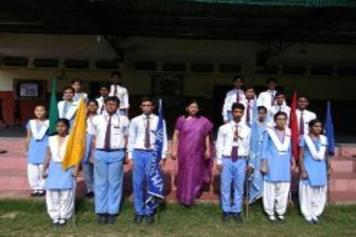 Riverside Academy Inter College-Investiture Ceremony