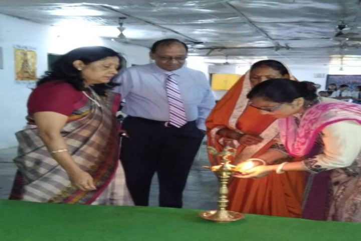 Riverside Academy Inter College-Lightenning Candle