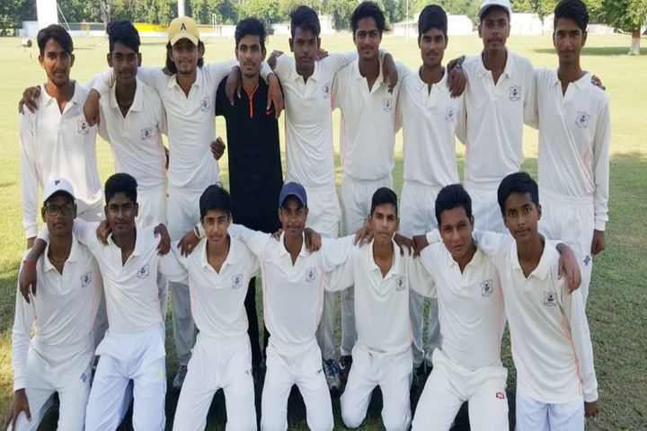 Riverside Academy Inter College-Sports team