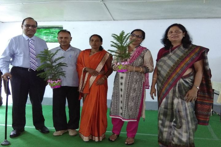 Riverside Academy Inter College-Tree Plantation