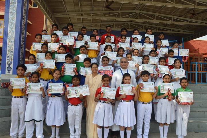 St Marys School-Felicitation