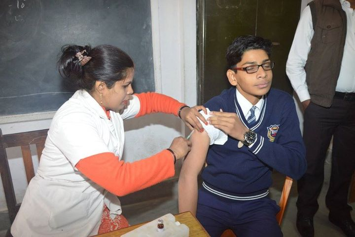 St Marys School-MR Vaccination