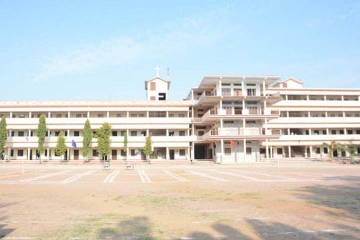 Dominic Savio English Medium School-Campus View