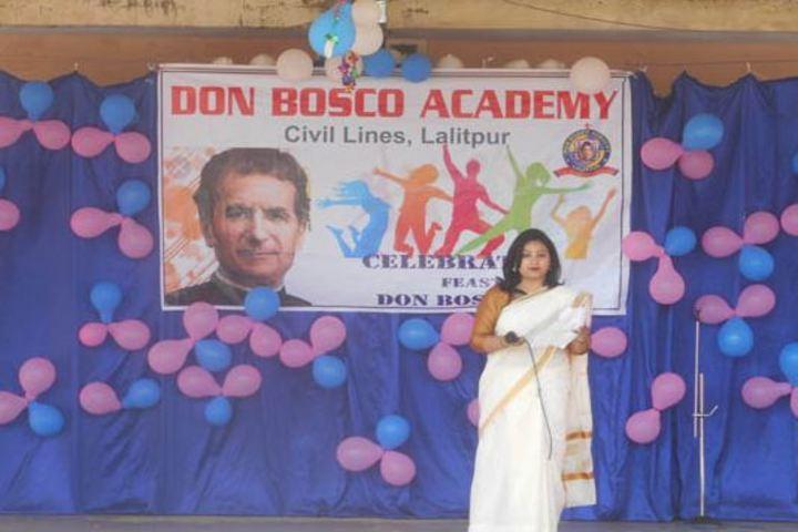 Dominic Savio English Medium School-Childrens Day