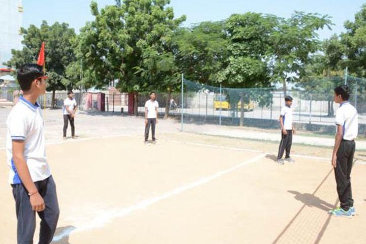 Dominic Savio English Medium School-Play Ground