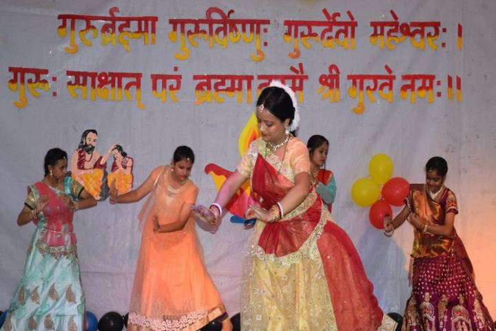 Metropolitan School-Dance