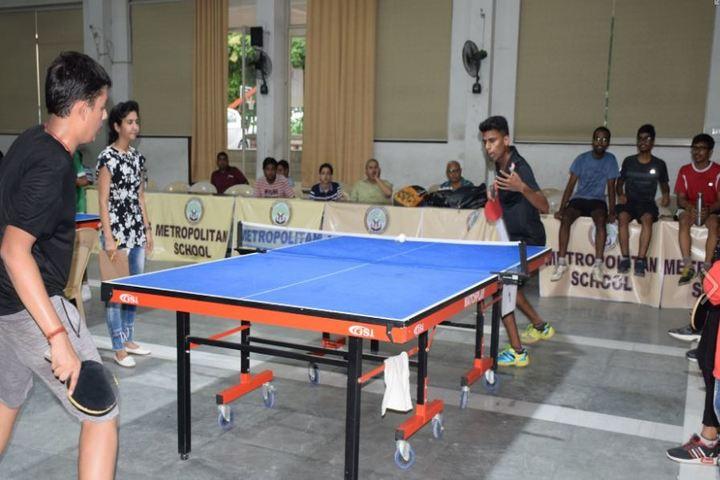 Metropolitan School-Indoor Games