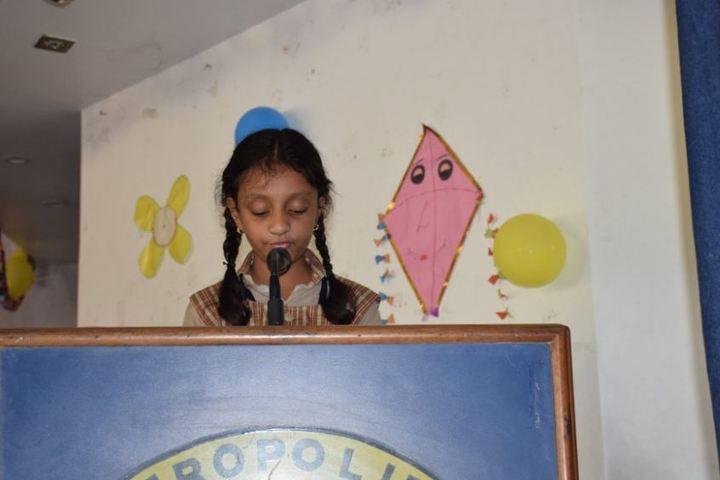 Metropolitan School-Speech
