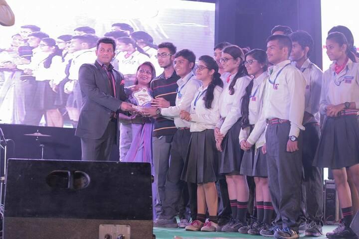 Swaraj India Public School-Annual Day