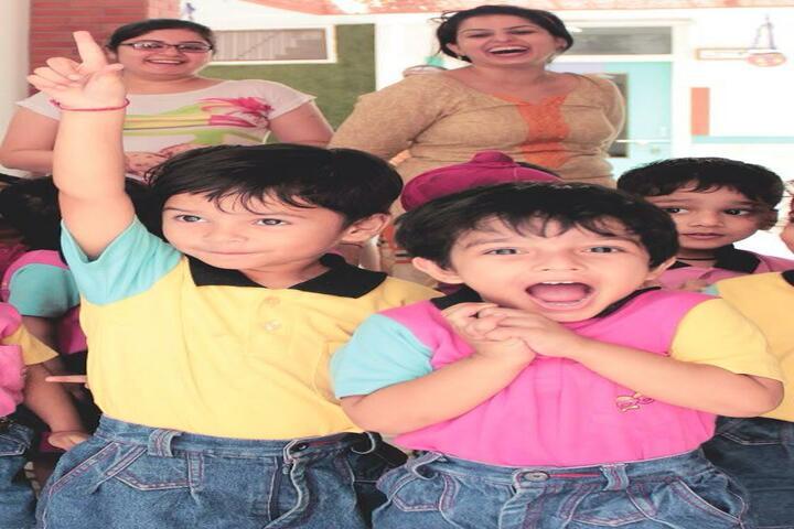 Swaraj India Public School-Childrens Day