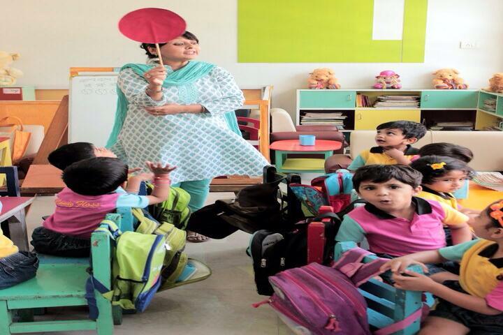 Swaraj India Public School-Classroom