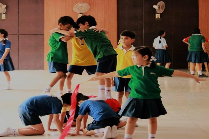 Swaraj India Public School-Dance
