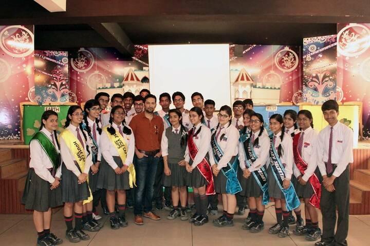 Swaraj India Public School-Event