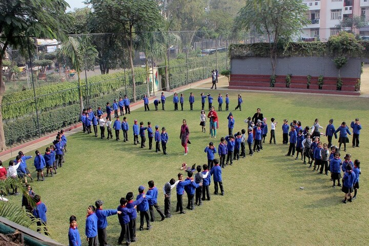 Swaraj India Public School-Play Ground