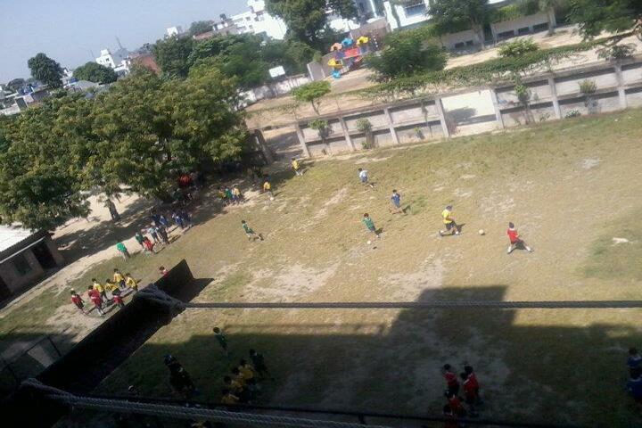 Swaraj India Public School-Sports Ground