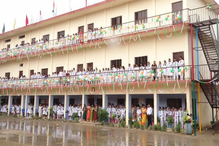 H P Childrens Academy-Republic Day