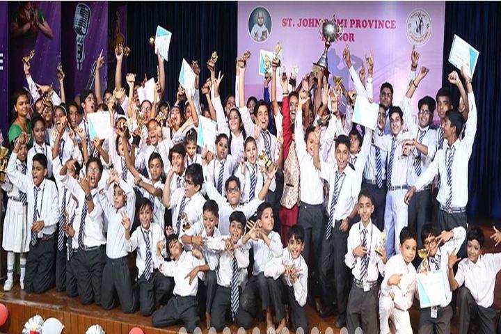 St Josephs School-Childrens Day