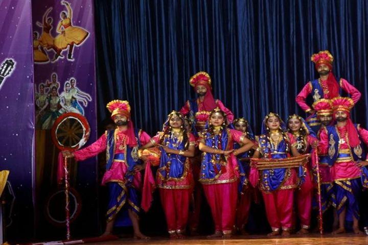 St Josephs School-Dance
