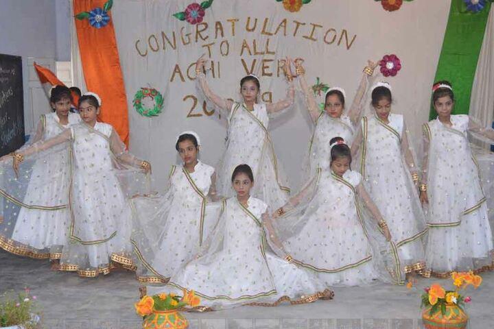 Margaret Leask Memorial English School-Dance
