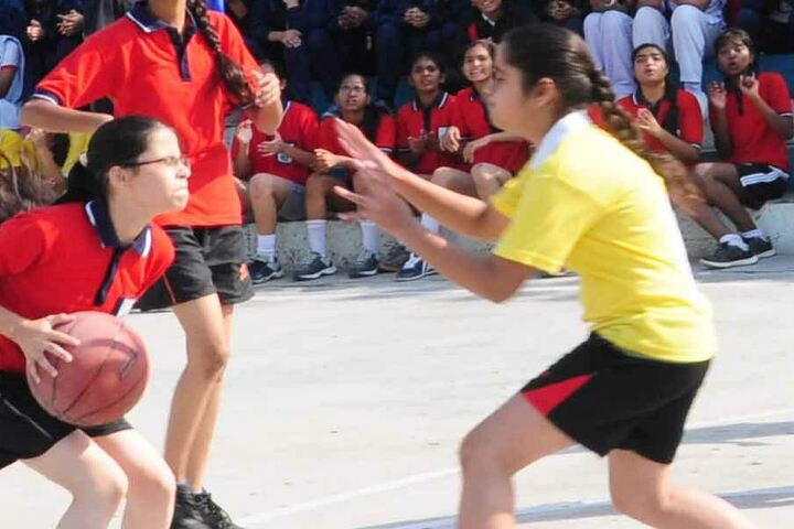 Margaret Leask Memorial English School-Sports