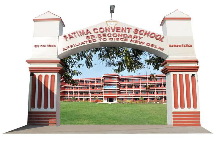 Fatima Convent School-Campus View