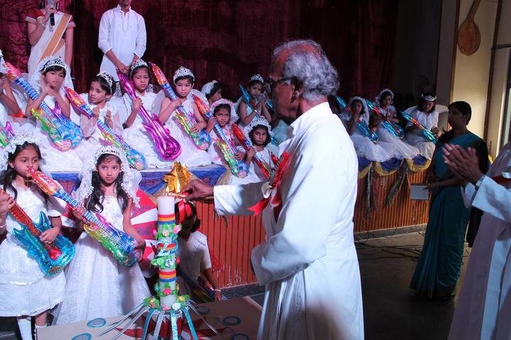 Fatima Convent School-Christmas Celebrations