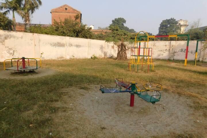 Anand Bhawan School-Play Area
