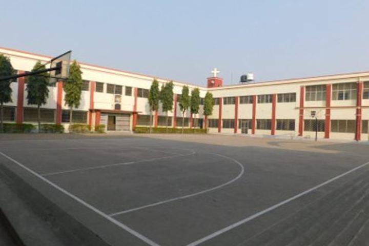 Anand Bhawan School-Ground