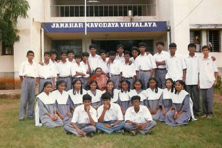Jawahar Navodaya Vidyalaya - Students