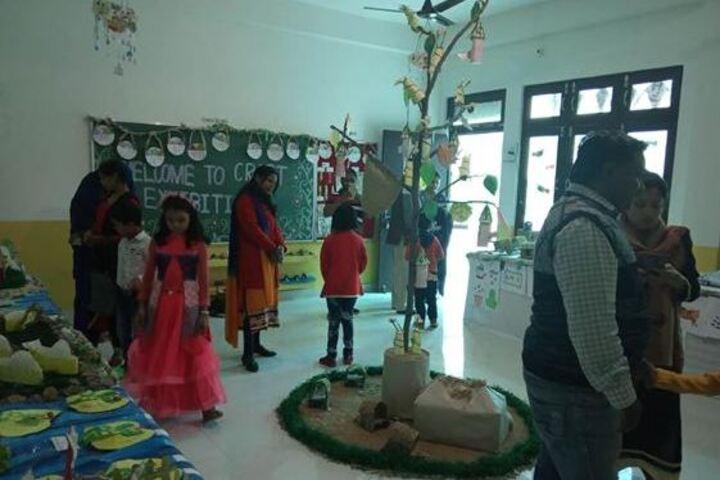 Seth Dwarka Prasad Bajaj Education Center-Exhibition Day