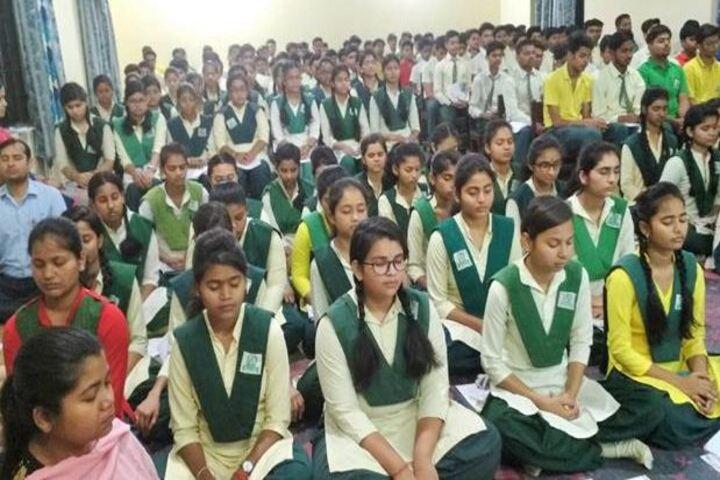 Seth Dwarka Prasad Bajaj Education Center-Meditation