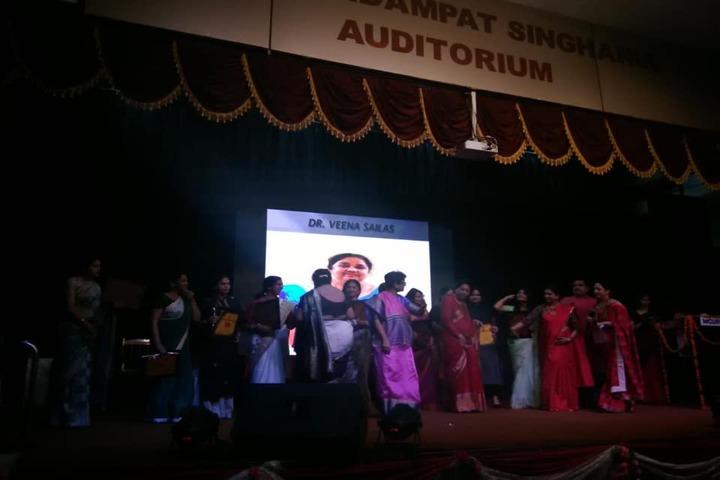 Mother Teresa Mission Higher Secondary School-Auditorium