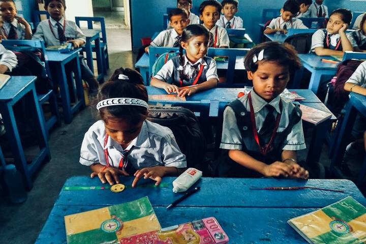 Mother Teresa Mission Higher Secondary School-Classroom