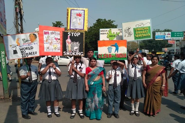 Mother Teresa Mission Higher Secondary School-Rally