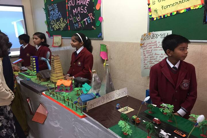 Mother Teresa Mission Higher Secondary School-Science Exhibition