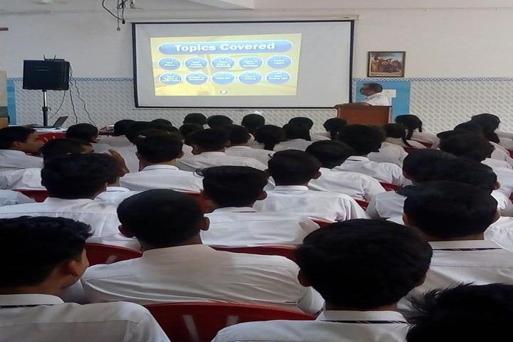 Mother Teresa Mission Higher Secondary School-Seminar