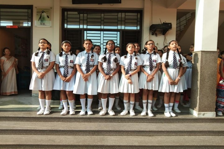 Mother Teresa Mission Higher Secondary School-Singing